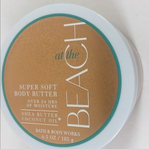 BBW At The Beach Body Butter